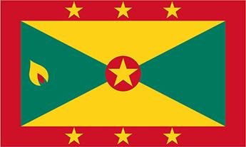 格林达纳国旗