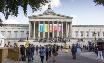 <b>英国的伦敦大学学院UCL录取通知!</b>