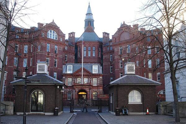 英国的伦敦大学