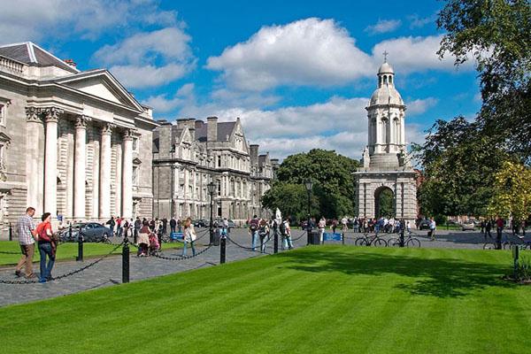 爱尔兰个人旅游签证
