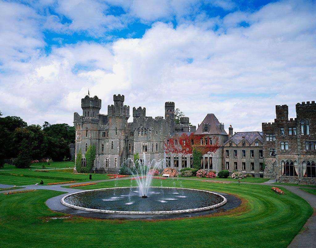 爱尔兰高等教育成香饽饽,非欧盟国家学生数量