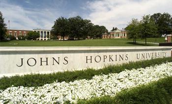 约翰斯·霍普金斯大学offer