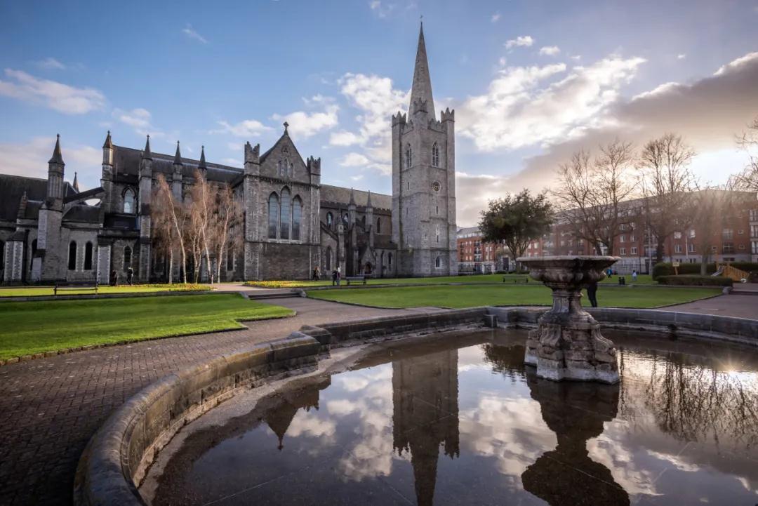 怎样移民超高国民福利的爱尔兰?